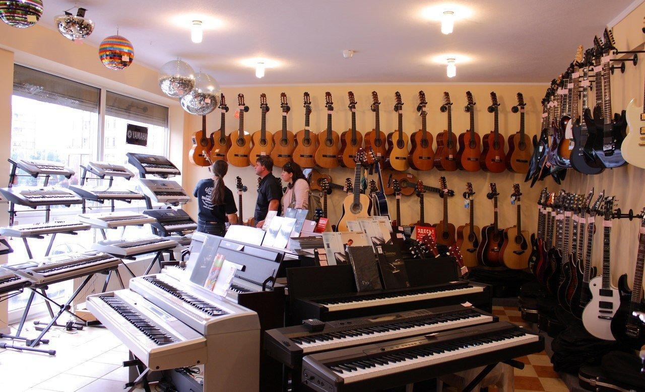 Лира Калининград Музыкальный Магазин Официальный Сайт